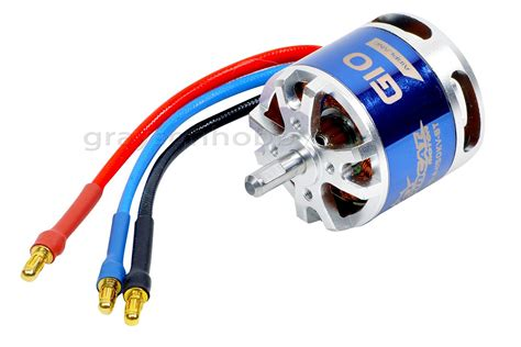 Brushless Motor by G110 Brushless Motor For 110 Class Balsa Airplane