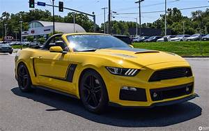 Ford Mustang Roush Stage 3 Convertible 2015 - 20 July 2017 - Autogespot