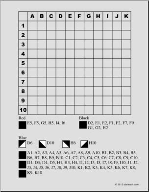 grid coloring games page  abcteach