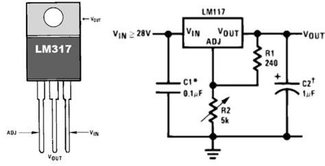 lm317 regulador de voltaje 350 en mercado libre