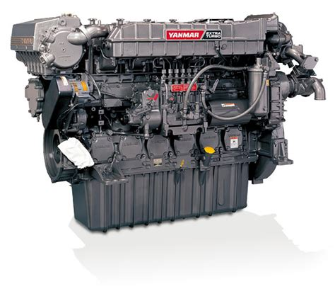 Boat Engine Upgrades by Propulsion Engines High Speed Marine Commercial Yanmar