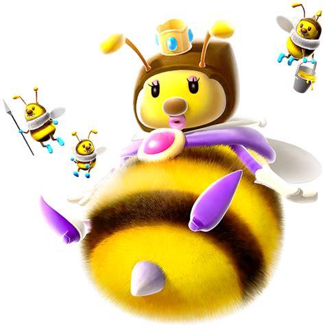 honey queen super mario wiki  mario encyclopedia