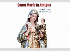 """Panamá celebra fiesta de la patrona """"Santa María la"""