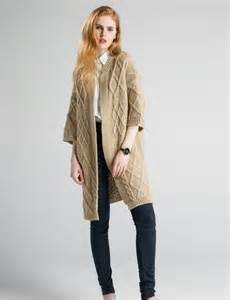 Long Cardigan Sweaters Women