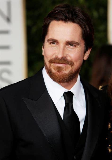 Christian Bale Picture Annual Golden Globe