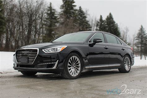 2017 Genesis G90 by 2017 Genesis G90 Review Carsquare