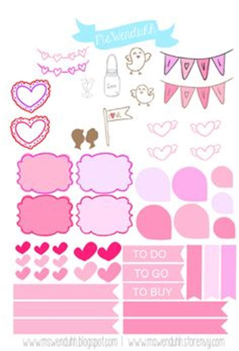 planner images planner stickers printable