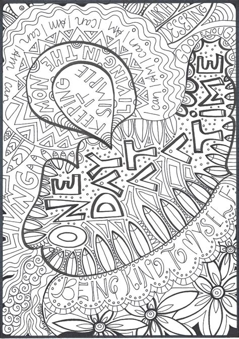 day   time coloring page  adult  mothermargeshop words coloring pages