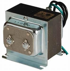 Edwards Signaling Class 2 Transformer  Input Voltage  120vac  Output Voltage  24vac