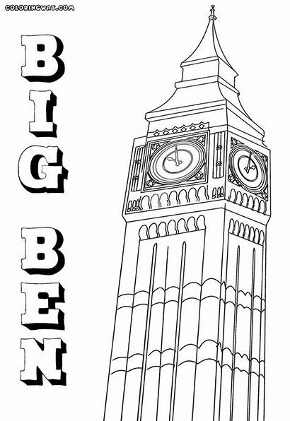 Ben Coloring Pages Colorings