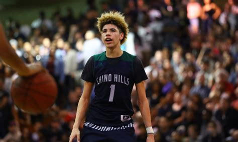 lamelo ball spire institute  play  hoophall classic