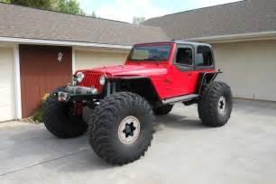 jeep wrangler rock crawler for sale 1997 jeep tj custom built rock crawler grab a wrench