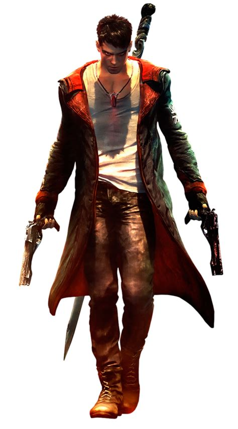 Dmc Devil May Cry  Dante By Ivances On Deviantart
