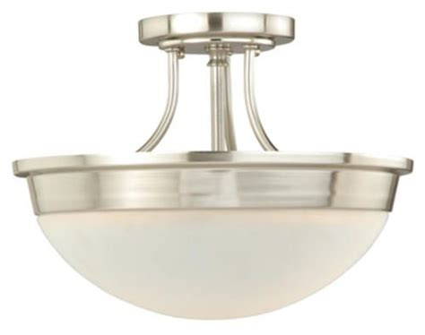 tertial ii 2 light 14brushed nickel 40 for the home