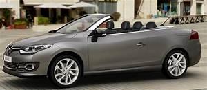 Megane 3 Cabriolet : renault m gane iii coup cabriolet restyl 2014 couleurs colors ~ Accommodationitalianriviera.info Avis de Voitures