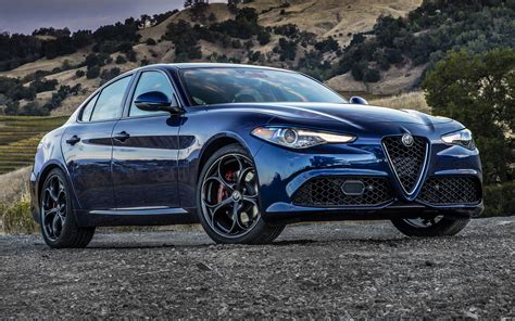 alfa romeo giulia sport  wallpapers  hd