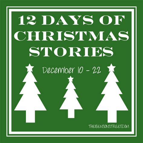 day six 12 days of christmas stories twas the night