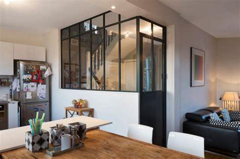 cuisine style atelier artiste verrière et cloison atelier d 39 artiste pour une cuisine ou