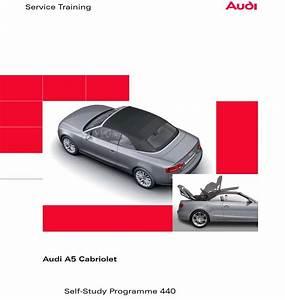 Self Study Program 440 - Audi A5 Cabriolet