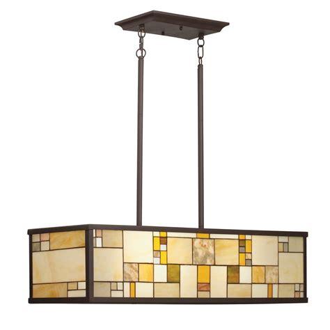 kichler lighting 65338 riverview rectangular