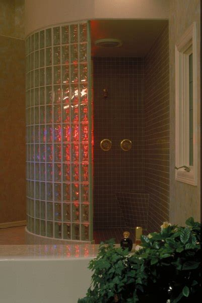 big   doorless shower    home guides