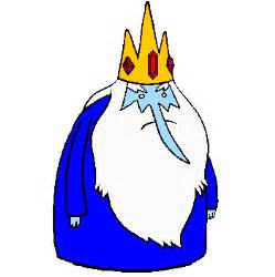 Adventure Time Ice King