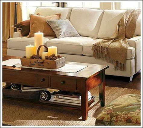 Pottery Barn Living Room Ideas Pinterest by 19 Cool Coffee Table Decor Ideas