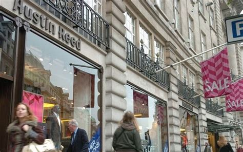 austin reed disposes  regent street flagship retail