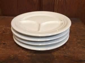 Restaurant White Dinner Plates