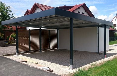 Garage Oder Carport Kosten by Carport Und Garage In Stuttgart Alle Infos