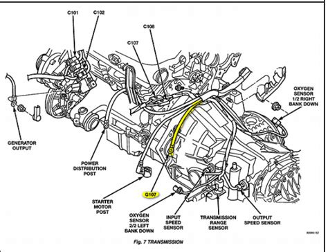 Dodge Engine Diagram For 5 7 by I A 2001 Intrepid With R 2 7l I Need A Diagram To