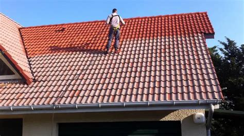 peinture tuile ciment peinture pour toiture fibro ciment brico depot resine de