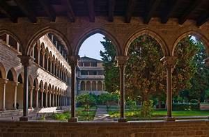 Claustra De Jardin : arsgravis arte y simbolismo universidad de barcelona ~ Premium-room.com Idées de Décoration