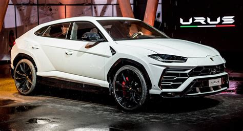 Lamborghini Celebrates Asian Premiere Of Urus In Singapore