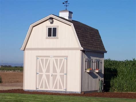 premier pro barn 12x16 by tuff shed with shutters