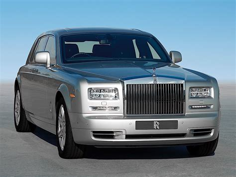 Rolls-royce Phantom Specs & Photos