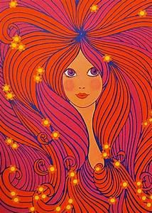 ॐ American Hippie Bohemian Psychedelic Art ~ 1960s groovy ...