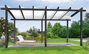 Sonnenschutz Für Garten : sonnenschutz mit einer pergola ~ Michelbontemps.com Haus und Dekorationen