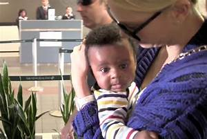 Charlize Theron baby: First look at actress' adopted son ...