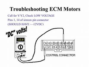 Ecm Motor Troubleshooting Guide