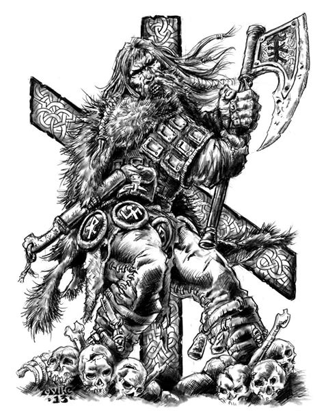 Nauthiz; the rune of Necessity. in 2019 | Tattoo drawings, Viking tattoo sleeve, Celtic art
