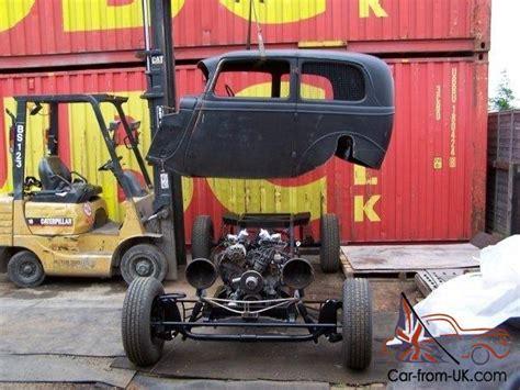ford  model  hot rod rat rod
