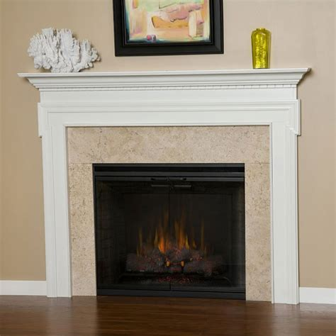 sierra traditional wood fireplace mantel surrounds