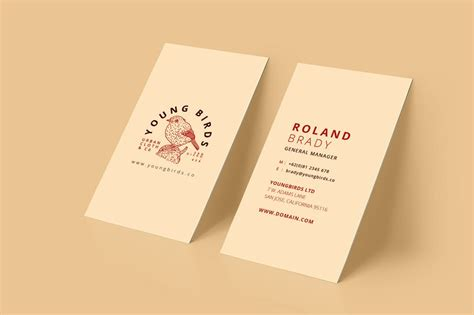 bakery business cards youll love  print ready