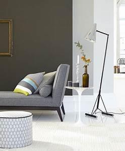 Couleur Qui Va Avec Le Rouge : peinture grise 28 nuances de gris pour les murs i deco cool ~ Melissatoandfro.com Idées de Décoration