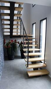 Escalier 3 4 Tournant : les 25 meilleures id es de la cat gorie escalier 2 4 ~ Dailycaller-alerts.com Idées de Décoration