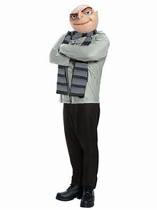 Despicable Me Gru Costume - Despicable Me Halloween Costumes