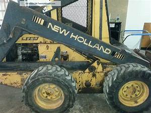 New Holland L785 Hydraulic Diagram Skid Steer Parts Gpm