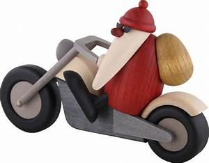 Köhler Kunsthandwerk Shop : santa claus on motorcycle 11 cm by bj rn k hler kunsthandwerk ~ Sanjose-hotels-ca.com Haus und Dekorationen