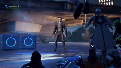 jj abrams shows  star wars clip  fortnite